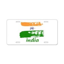India Aluminum License Plate
