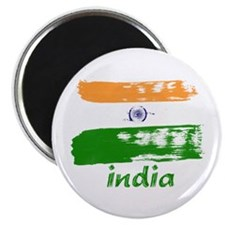 "India 2.25"" Magnet (100 pack)"