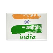 India Rectangle Magnet (100 pack)