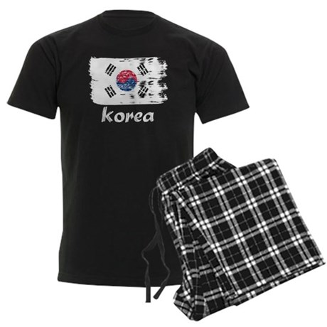 Korea Men's Dark Pajamas