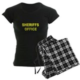 Sheriffs Office Women's Pajamas