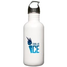 Cool as Ice Water Bottle