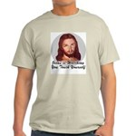 Touch Yourself Ash Grey T-Shirt