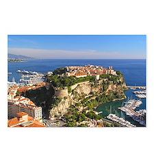 Monaco Castle Postcards (Package of 8)
