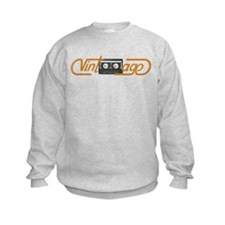 VINTAGE MIX TAPE Sweatshirt