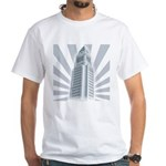The SoCal Byte White T-Shirt