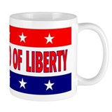 Land Of Liberty Small Mugs