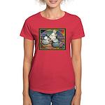 Trumpeters Three Women's Dark T-Shirt