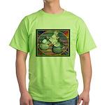 Trumpeters Three Green T-Shirt