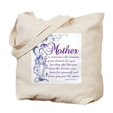 Mother - Dreams Tote Bag
