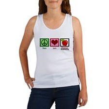 Peace Love DH Women's Tank Top