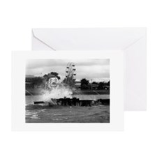 Pontchartrain Beach 1941 Greeting Card