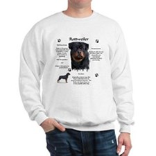 Rottie 1 Sweatshirt