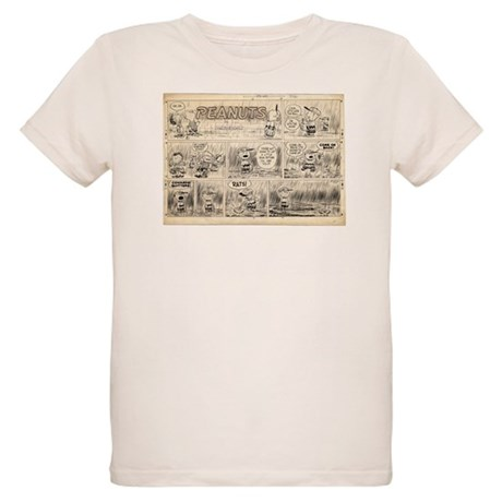 1950's Baseball Organic Kids T-Shirt
