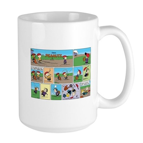 Great Throwing Arm Large Mug