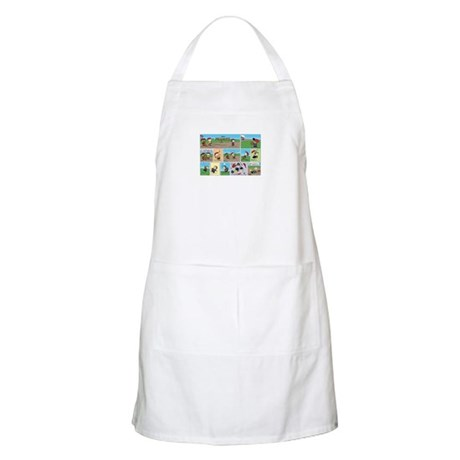 Great Throwing Arm Apron