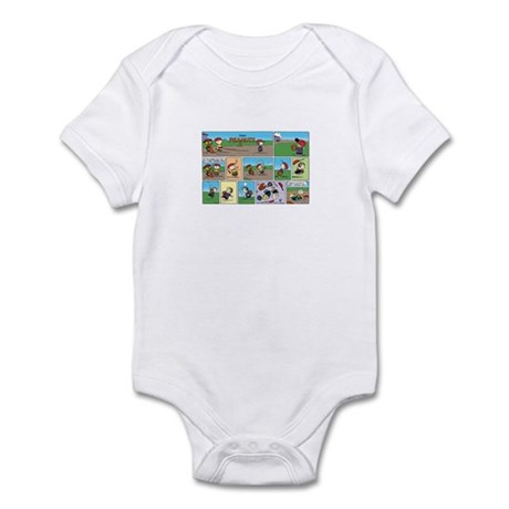 Great Throwing Arm Infant Bodysuit