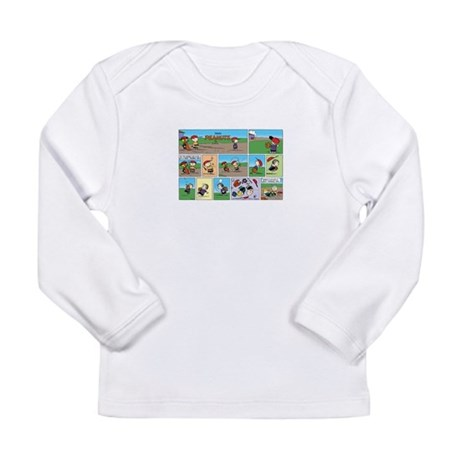 Great Throwing Arm Long Sleeve Infant T-Shirt