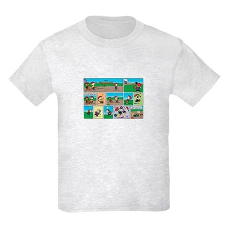 Great Throwing Arm Kids Light T-Shirt