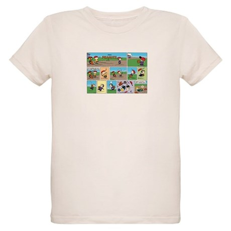 Great Throwing Arm Organic Kids T-Shirt