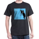 iTry Rugby Jersey Black T-Shirt
