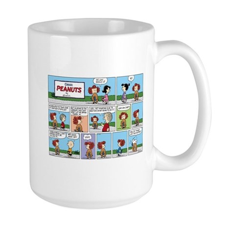 Stupid Cat Large Mug