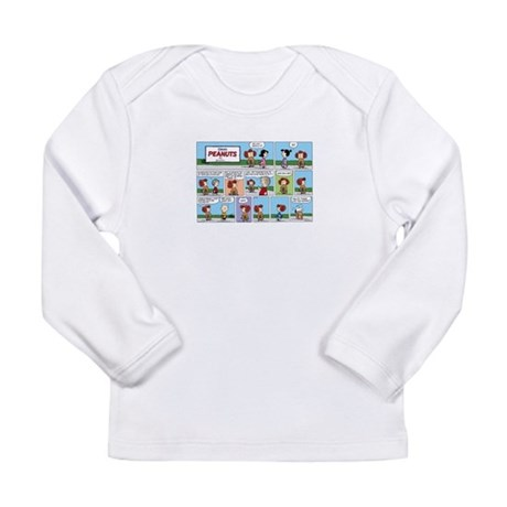 Stupid Cat Long Sleeve Infant T-Shirt