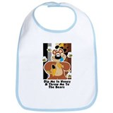 LGBT Bear Honey Bib
