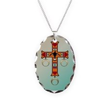 Cherokee Cross Necklace