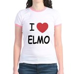 I heart elmo Jr. Ringer T-Shirt
