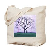 Ukiah Stray Cat Tote Bag