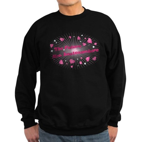 The Future Mrs.... Sweatshirt (dark)