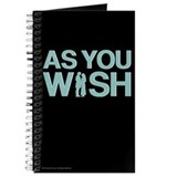 As You Wish Princess Bride Journal