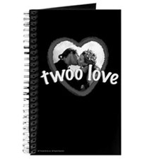 Twoo Love Princess Bride Journal
