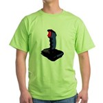 1980's Joystick Green T-Shirt