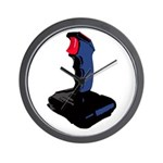 1980's Joystick Wall Clock