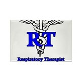 Respiratory Therapy Student Rectangle Magnet (100