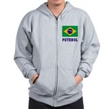Unique Best football team in the world Zip Hoodie
