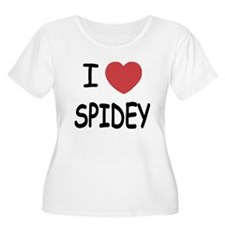 I heart spidey T-Shirt