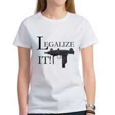 Legalize It! Mini Uzi Tee
