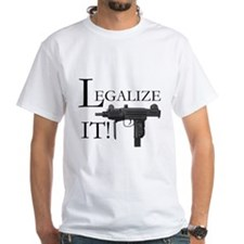 Legalize It! Mini Uzi Shirt