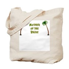 Tropical Mother of the Bride Tote Bag