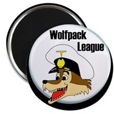 Wolfpack League Magnet