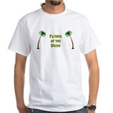 Tropical Father of the Bride Shirt