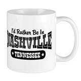 Nashville Tennessee Small Mugs