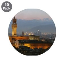 "Florence at Night 3.5"" Button (10 pack)"