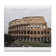 Colosseum Tile Coaster