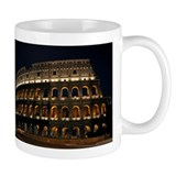 Colosseum at Night Mug