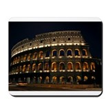 Colosseum at Night Mousepad