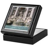 Trevi Fountain Keepsake Box
